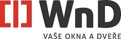 WnD – Vaše okna a dveře. Logo